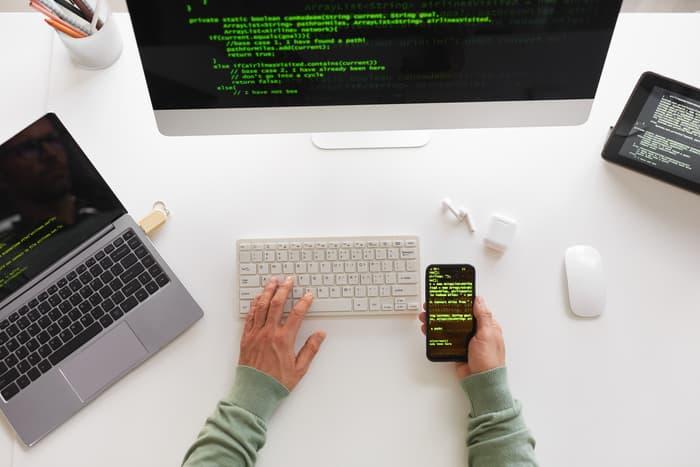 Conception de site web de programmation