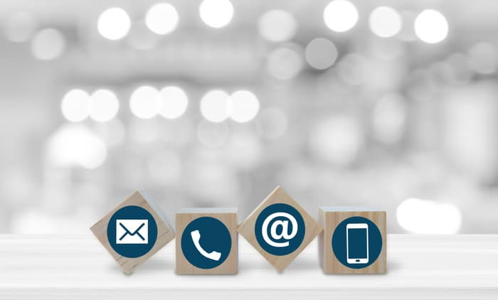 Messages vocaux par courriel