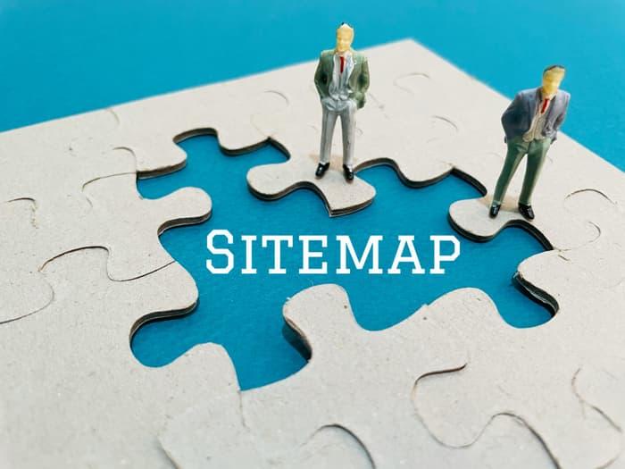 Création d'un SiteMap