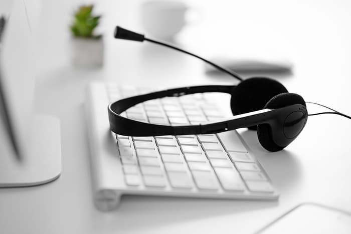 Réceptionniste virtuelle